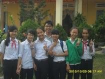 Đội tuyển Ngữ văn HSG 9