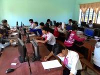Kỳ thi chọn học sinh giỏi các môn lớp 9 cấp huyện năm học 2014-2015