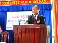 Đại hội đại biểu Hội Cựu Giáo chức huyện Quế Sơn lần thứ II, nhiệm kỳ 2015-2020