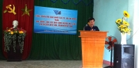 Đoàn công tác Công đoàn Đại học Quốc gia Thành phố Hồ Chí Minh thăm, khám chữa bệnh cho CBGVNV và tặng học bổng cho học sinh nghèo của huyện Quế Sơn
