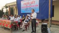 Giải Bóng chuyền nam CCVCLĐ ngành Giáo dục-Đào tạo Quế Sơn năm học 2014-2015