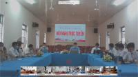 Hội nghị Tổng kết năm học 2019-2020 và Triển khai nhiệm vụ năm học 2020-2021