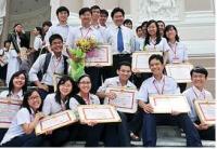 Kỷ yếu học sinh giỏi huyện năm học 2012-2013