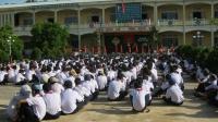 Ngày toàn dân đưa trẻ đến trường & Khai giảng năm học mới 2013-2014