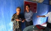 Thăm và tặng quà các Mẹ Việt Nam Anh hùng nhân dịp Kỷ niệm 71 năm ngày Thương binh – Liệt sỹ