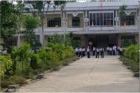 Trường THCS Quế Cường
